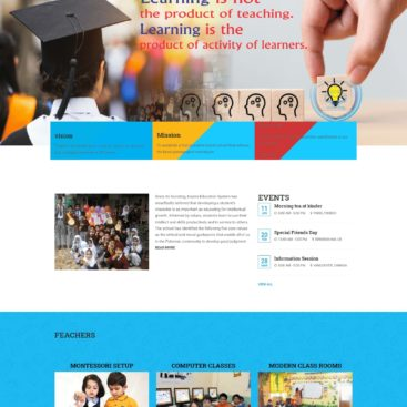 inspire education system client