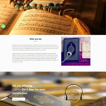 quran for all client